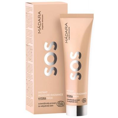 Intensyviai drėkinanti veido kaukė SOS (60 ml)