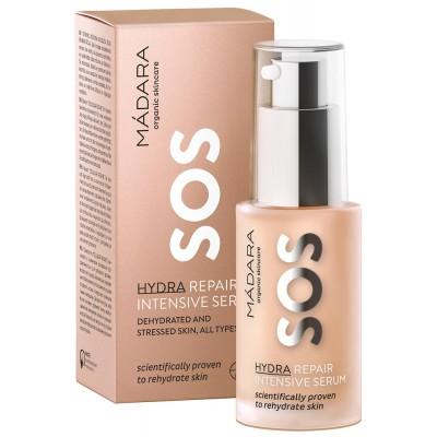 Intensyviai drėkinantis veido serumas SOS (30 ml)