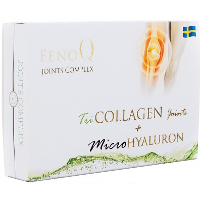 """Maisto papildų rinkinys """"Joints Complex"""" (28 vnt. x 25 ml)"""