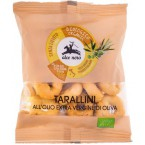 Krekeriai TARALLINI su alyvuogių aliejumi, ekologiški (40 g)