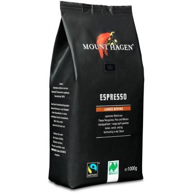 Espreso kavos pupelės, ekologiškos (1 kg)