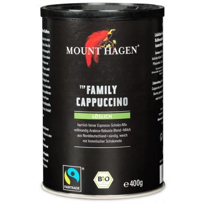 Kapučino kava, ekologiška (400 g)