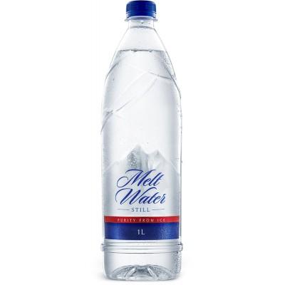 Negazuotas ledo tirpsmo vanduo (1 l)