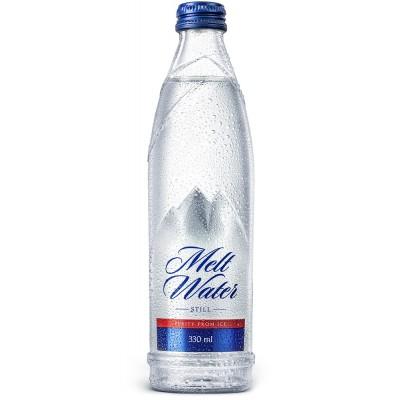 Negazuotas ledo tirpsmo vanduo (330 ml)