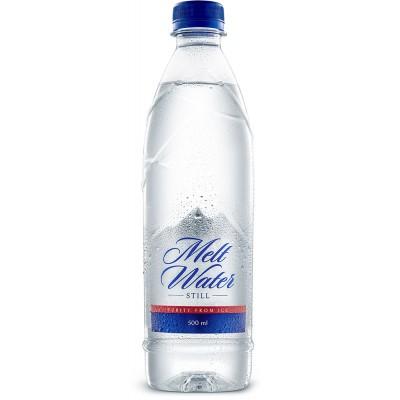 Negazuotas ledo tirpsmo vanduo (500 ml)