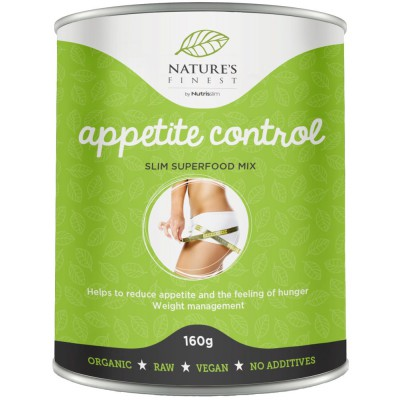 """Supermaisto mišinys """"Appetite Control"""", ekologiškas (160 g)"""