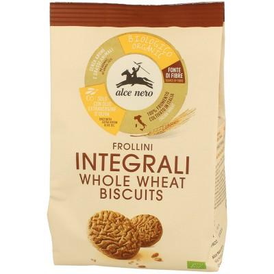 Pilno grūdo sausainiai, ekologiški (250 g)