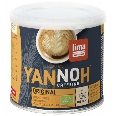 Tirpi javų kava YANNOH, ekologiška (125 g)