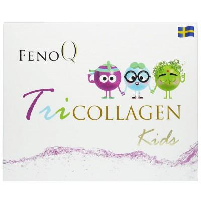 """Maisto papildas """"TriCollagen Kids"""" (14 vnt. x 25 ml)"""