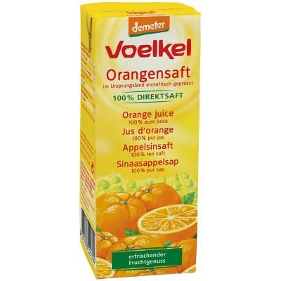 Apelsinų sultys, biodinaminės (200 ml)