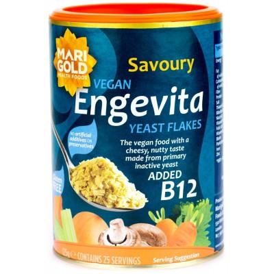 Mielių dribsniai ENGEVITA su vitaminu B12 (125 g)