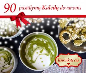 90 pasiūlymų Kalėdų dovanoms!