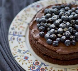 """""""Alisos"""" šokoladinis tortas be glitimo"""