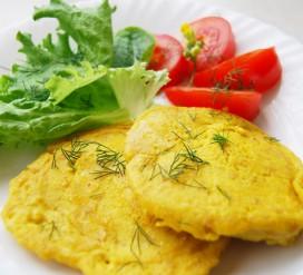 Kiaušinienė be kiaušinių (veganiška)