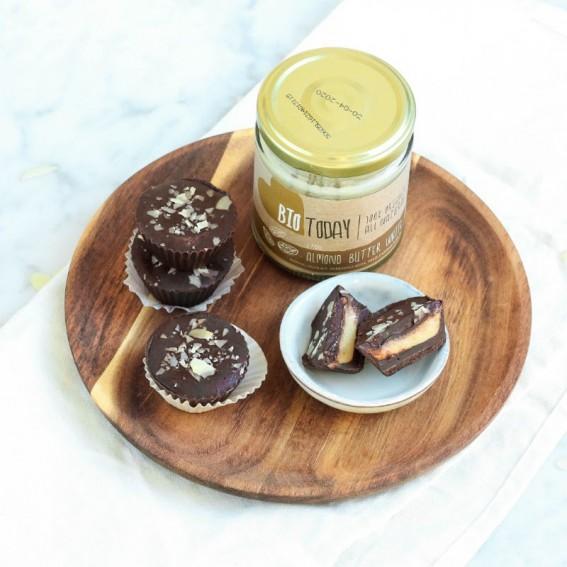 Šokoladiniai saldainiai su midolų sviestu