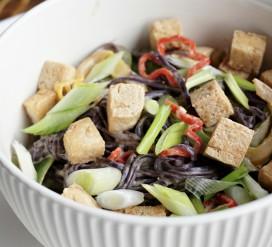 """Veganiškas """"Pad Thai"""""""