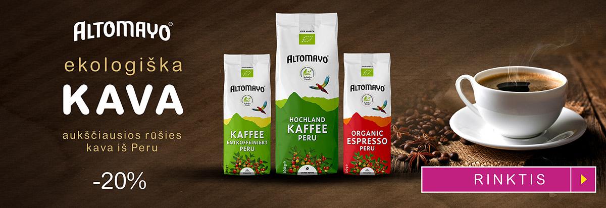 Altomayo kava
