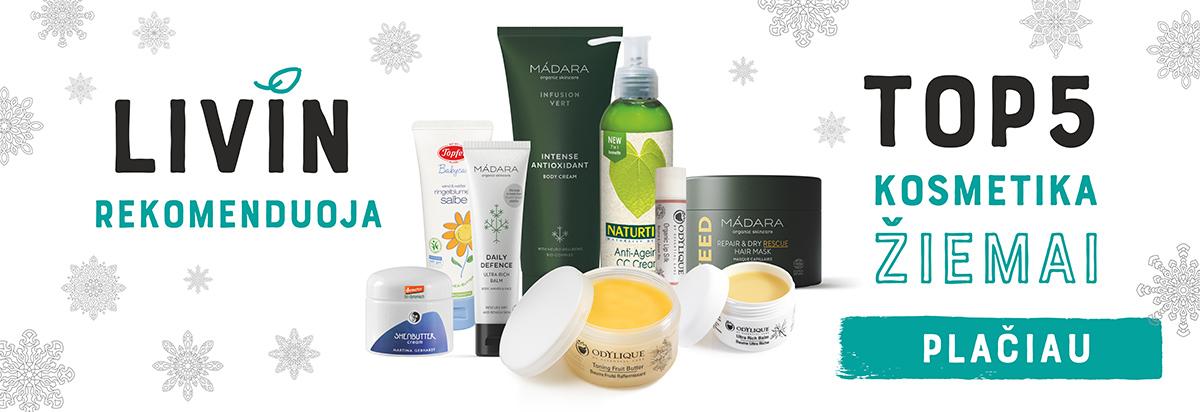Kosmetika žiemai