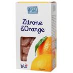 Citrinų ir apelsinų  ledinukai, ekologiški (75 g)