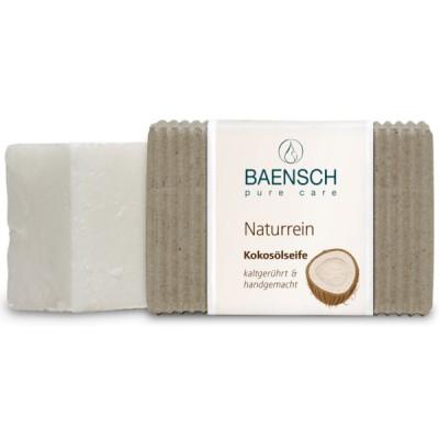 "Grynas kokosų muilas ""Baensch"" (100 g)"