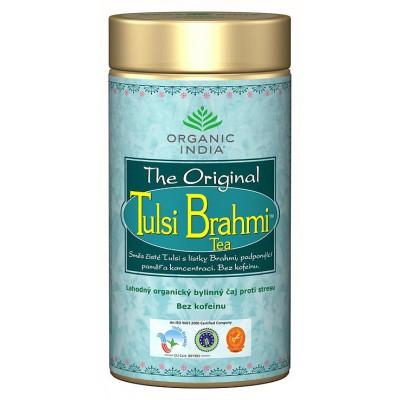 Tulsi arbata su brami, ekologiška (100 g) | Livinn