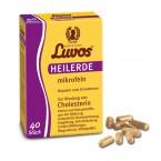 """Luvos® Heilerde mikrofein"" geriamas molis (40 kaps.)"