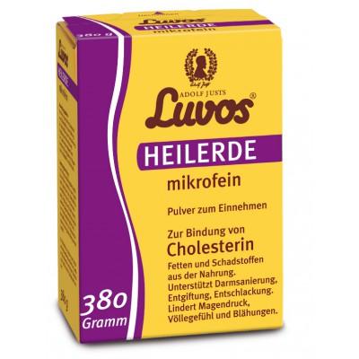 """""""Luvos® Heilerde mikrofei"""" geriamas molis milteliais (380 g)"""