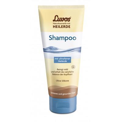 Luvos® molio šampūnas (200 ml)