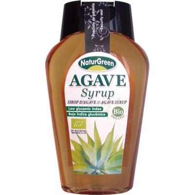 Agavų sirupas, ekologiškas (360 ml)