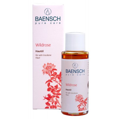 "Erškėtrožių aliejus ""Baensch"", ekologiškas (50 ml)"