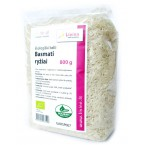 Balti Basmati ryžiai, ekologiški (800 g)