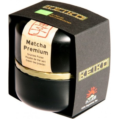 "Arbata ""Matcha Premium"" dekoratyvinėje dėžutėje, ekologiška (30 g)"