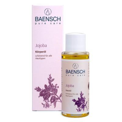 """Simondsijų aliejus """"Baensch"""", ekologiškas (50 ml)"""