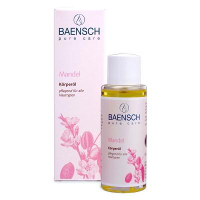 "Migdolų aliejus ""Baensch"", ekologiškas (50 ml)"