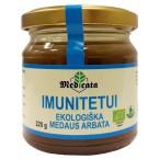 """Medaus arbata """"Imunitetui"""", ekologiška (220 g)"""