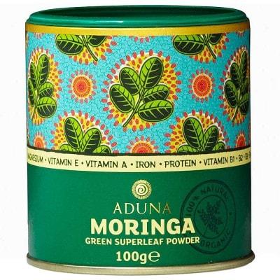 Moringos milteliai, ekologiški (100 g)