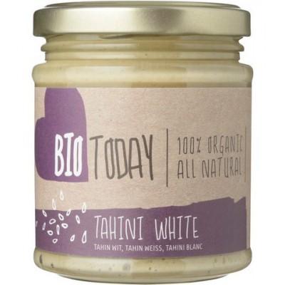 Sezamų pasta TAHINI (šviesi), ekologiška (170 g)