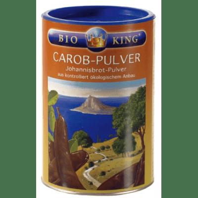 Saldžiavaisio pupmedžio milteliai (kakavos pakaitalas), ekologiški (500 g)