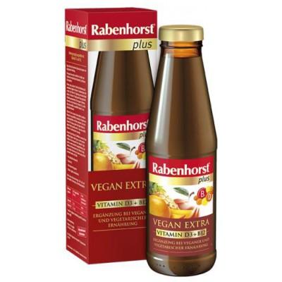 """Sultys """"Vegan Extra"""". Maisto papildas (450 ml)"""