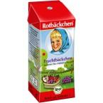 """Sultys """"Vaisiniai skruostukai"""" su vitaminu C, ekologiškos (200 ml)"""