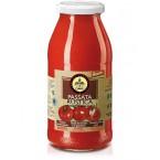 Naminė pomidorų tyrė, biodinaminė (510 g)